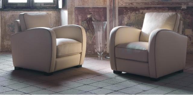 Choisir la taille de son fauteuil club : une ou deux places ...